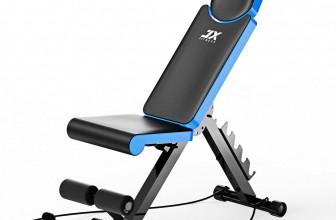 Choisir un banc de musculation pliable